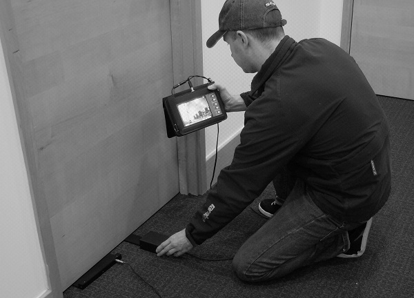 Under door camera for Door video camera