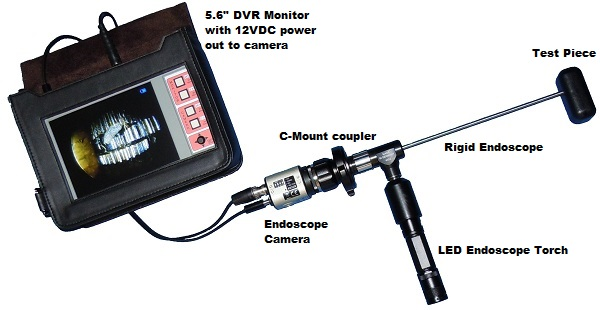 Industrial Endoscope System